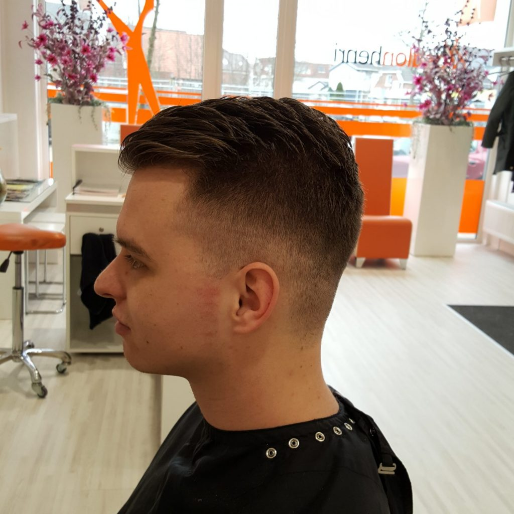 Kapsalon Henri Roden - Kapper Roden - Heren knippen Barbier